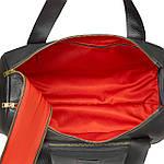 Дорожная сумка  из натуральной кожи VStb black, фото 3