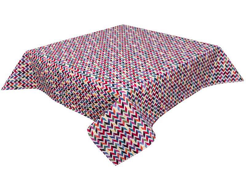 Скатерть тканевая гобеленовая пасхальная 137 х 180 см