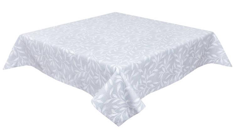 Скатерть тканевая пасхальная полиэстер 135 x 180 см, фото 2
