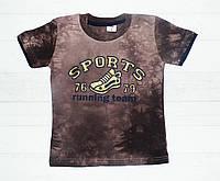 Детская футболка  для мальчиков 8,9,10,11,12 лет.
