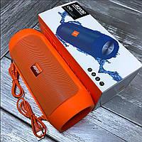 Колонки портативные Bluetooth ASPOR CHARGE 2+ Оранжевый