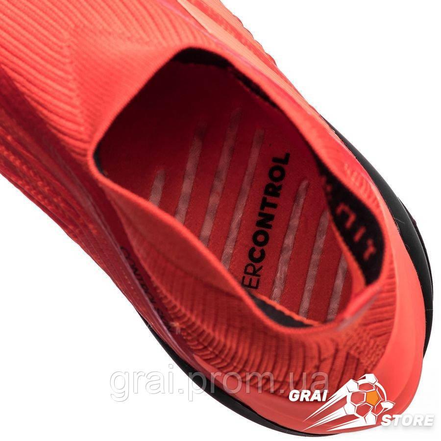 173185b6 Бутсы adidas Predator 19+ SG Red/Black: продажа, цена в Киеве ...