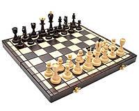 Шахматы из натурального дерева С115 Аси