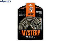 Межблочный RCA кабель Mystery MPRE 5.2