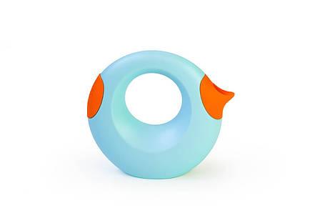 Лійка Quut Cana 1L синій з помаранчевим (170570), фото 2