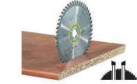 Пильный диск с мелким зубом 210 x 30 х 2,4 W52 Festool 493199
