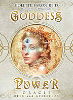 Goddess Power Oracle Cards, фото 1