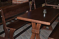 Стол и лавки для пивных ресторанов