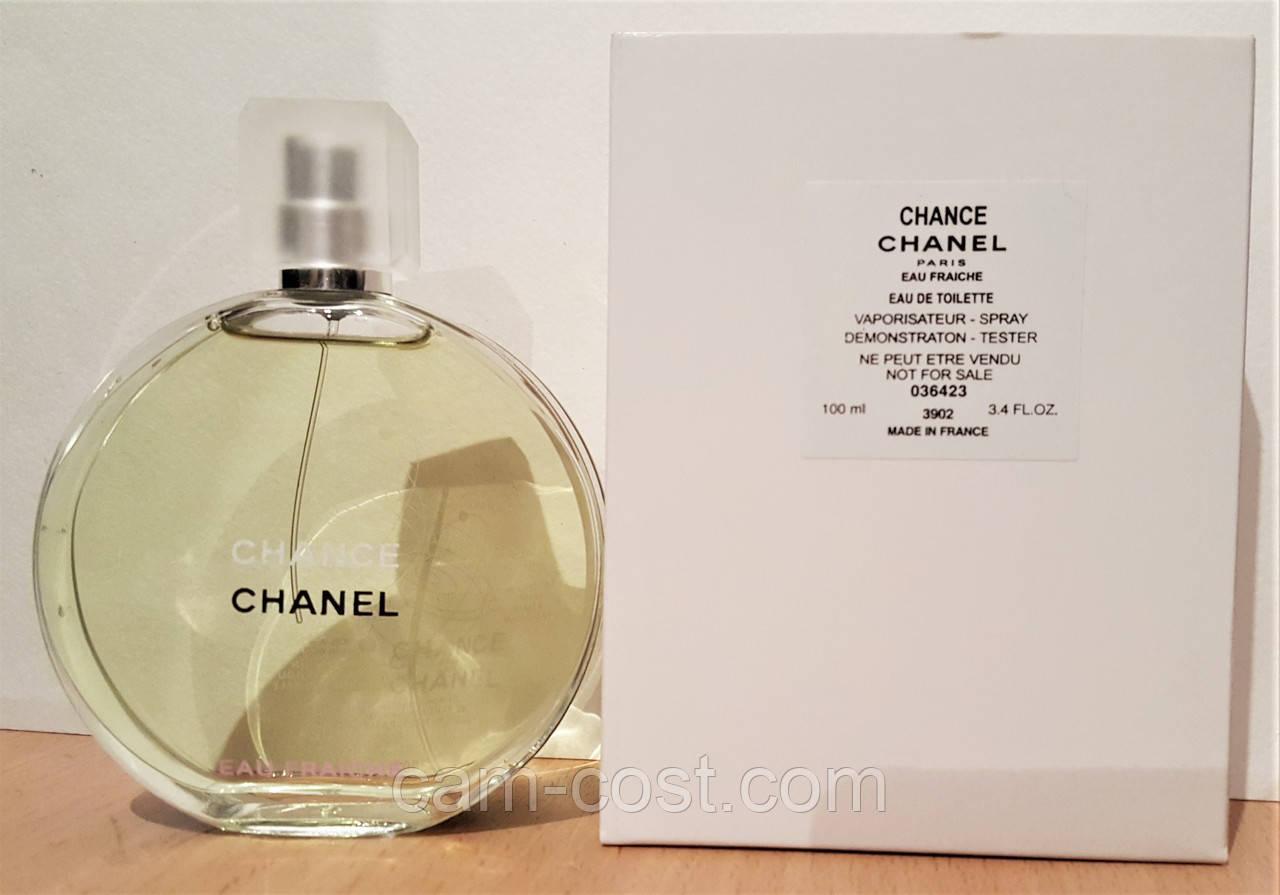 "Туалетная вода в тестере CHANEL ""Chance Eau Fraiche "" 100 мл для женщин"