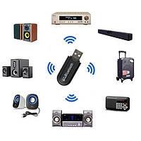 Bluetooth аудио ресивер приемник Wireless Reciver HJX-001 Bluetooth аудио адаптер приемник