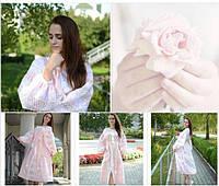 Платье женское с вышивкой в стиле бохо