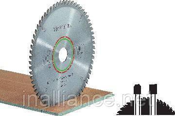Пильный диск специальный 210 x 30 х 2,4 TF60 Festool 493200