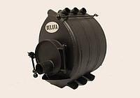 Буллерьян, канадская печь-газогенератор на дровах