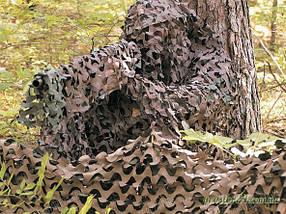 Маскировочная сетка, купить, сеть маскировочная для охоты,рыбалки, 75%, фото 3