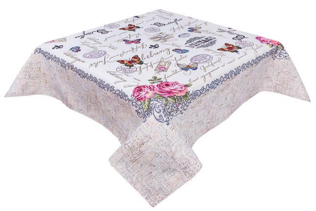 Скатерть тканевая гобеленовая пасхальная Весеннее письмо 137 х 180 см, фото 2