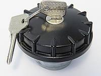 Крышка бензобака ВАЗ 2108, 2109, 2113, 2114, 2115 металлическая с замком