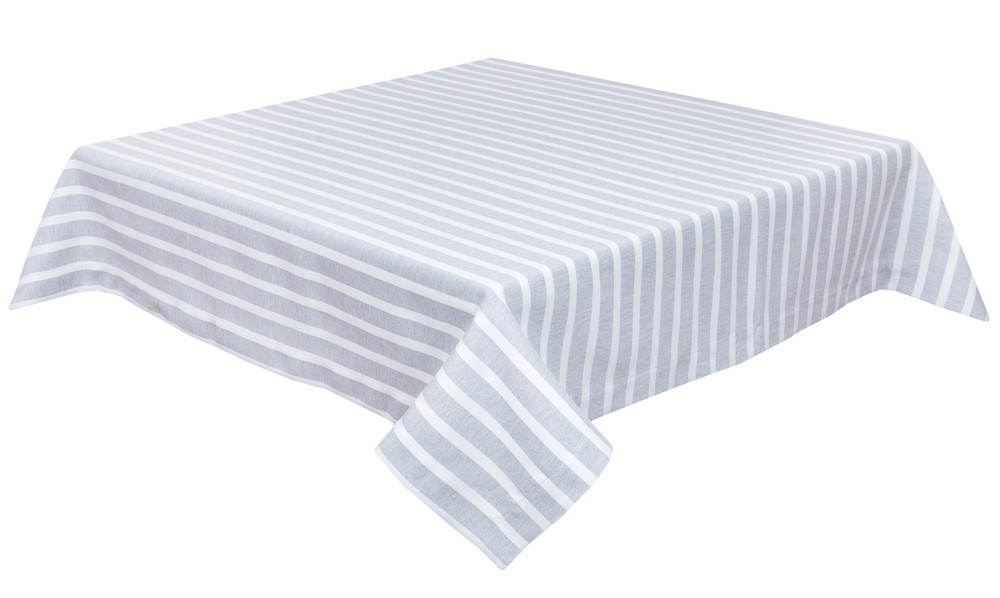 Скатерть тканевая пасхальная полиэстер 135 x 260 см