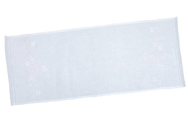Дорожка на стол пасхальная наперон раннер 40x100 см, фото 2
