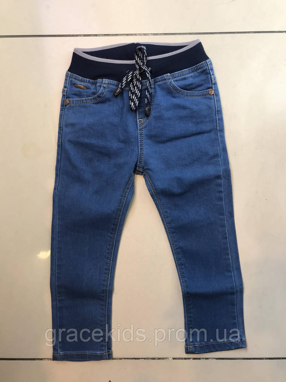 Детские джинсы для мальчиков Cool Finish.разм 6-10
