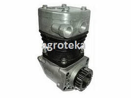 Компрессор КАМАЗ (53205-3509015) одноцилиндровый Евро