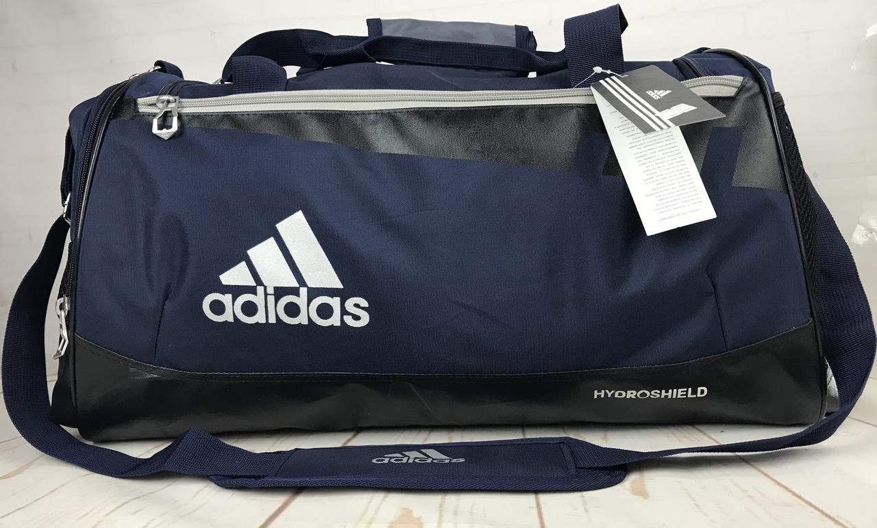 b7f46923 Спортивная сумка Adidas с отделом для обуви.Сумка для тренировок ,в  спортзал.Дорожная