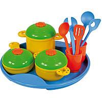 Набор посуды, 14 предметов 65135 ТМ: LENA