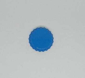 """Кроненпробка для пивной бутылки """"Голубая"""" 26 мм - 100 шт."""