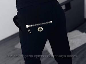 "Модные спортивные брюки на флисе ""Philipp Plein"""