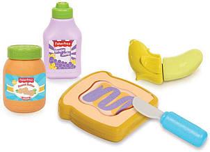 Игровой набор Fisher-Price Peanut Butter Jelly Set Арахисовое масло и желе
