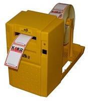 АКЦИЯ на СУПЕР принтер ! GoDEX BZB-2U принтер этикеток, термопринтер штрихкодов, чеков, фото 1
