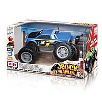 Автомодель на радиоуправлении  Rock Crawler Jr, синий 81162 blue ТМ: Maisto