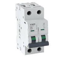 Автоматический выключатель Viko двухполюсный 40А