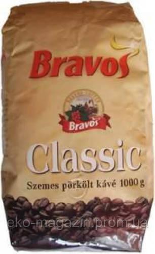 Кофе Bravos Classic 500гр, молотый