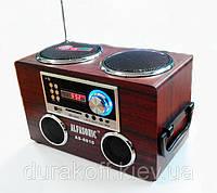 Портативная MP3 колонка  USB Радио 220в  Акция !!!