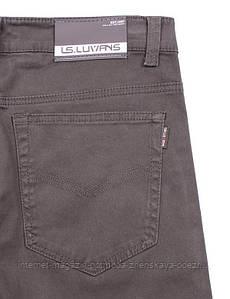 """Серые мужские джинсы теплые на флисе """"Кайл"""""""