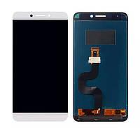 LCD екран + Touchscreen (Модуль) для Leeco S3 X527 Білий