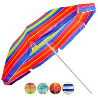 Зонт пляжный диаметром 2,2 м