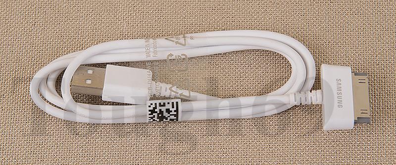 "USB Data кабель для Samsung Galaxy Note N8000 10.1"""