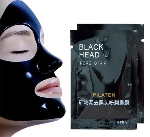 Маска-пленка от черных точек на лице Pilaten
