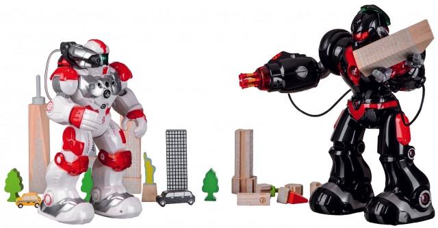 Робототехника, трансформеры