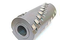 Фреза цилиндрическая сталь 70х32х62  z4 с винтовым расположением твердосплавных ножей
