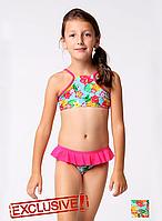 Роздільний купальник для дівчинки KEYZI р-ри 92,98,104,110,116
