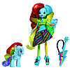 "My Little Pony Equestria Girls Rainbow Dash з поні Rainbow Rocks Neon (Кукла ""Rainbow Rocks"" Девушки Эквестри), фото 2"