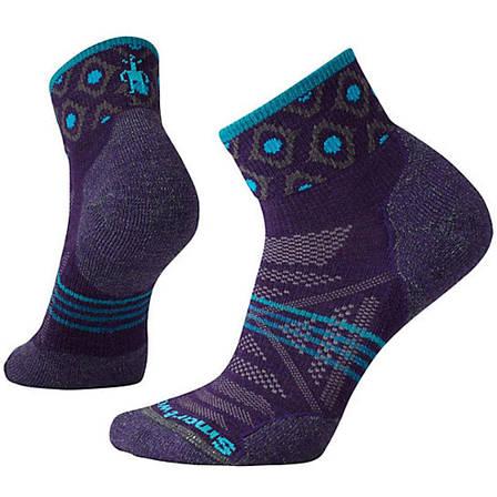 Термоноски Smartwool Women's PhD Outdoor Light Pattern Mini Socks 001117, фото 2