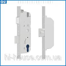Замок-рейка для алюминия GU SECURY MR2 33/92 с защелкой (Германия)