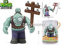 Зомби Босс Большой с катапультой Растения против зомби   Plants vs Zombies Игрушка