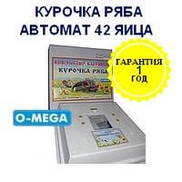 Автоматические инкубаторы Курочка Ряба на 42 яица литой пенопластовый корпус
