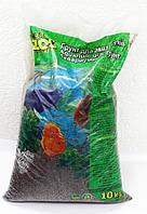 Грунт для аквариума чёрный мелкий 2-5 мм 10 кг