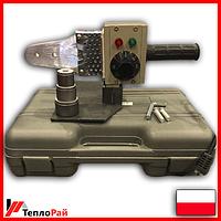 Паяльник для пластиковых труб PPR 20-32.