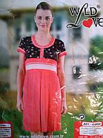 Летнее турецкое женское платье. Wild Love